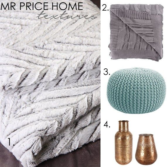 plush faux fur blanket that is irresistible to touch..  www.homeology.co.za