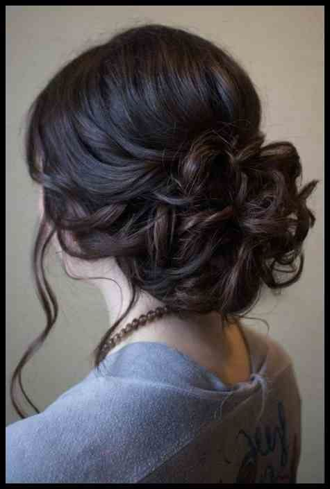 Curls Hairstyles Graduation 2018 The Abiball Hairstyles: The Most Beautiful …