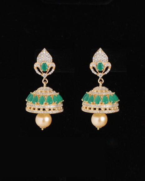 127 best Indian Style Earrings images on Pinterest