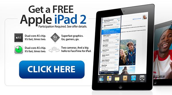 Apple iPad 2 | Giveaways available