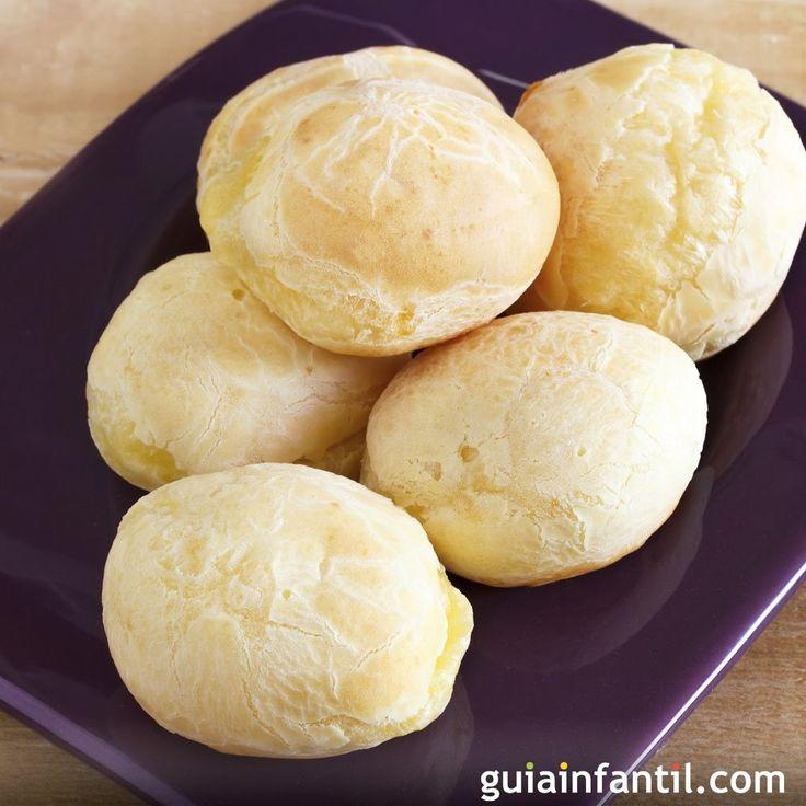 El chipá o chipa es un pan de queso típico de Paraguay y del nordeste argentino. Si nunca has probado chipá es momento para que elabores en casa esta receta ya que es muy fácil de elaborar y por su sabor encantará a los niños.