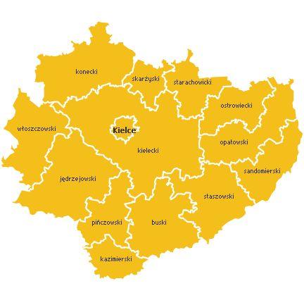 Wszyscy profesjonalni menadżerowie projektów z województwa świętokrzyskiego. #świętokrzyskie #projekt #menager