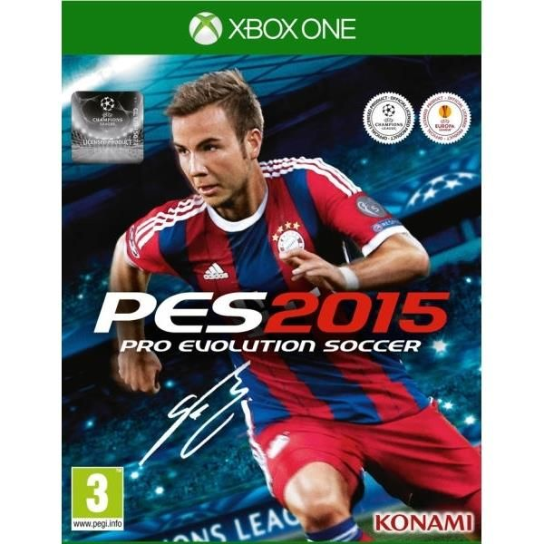 Pro Evolution Soccer PES 2015 is  was made by  konami. this game is about fotball. you can play it by mlany ways such as manager friendly match and be a leyend. it teaches you the rules of football because you need to follow that rules to play