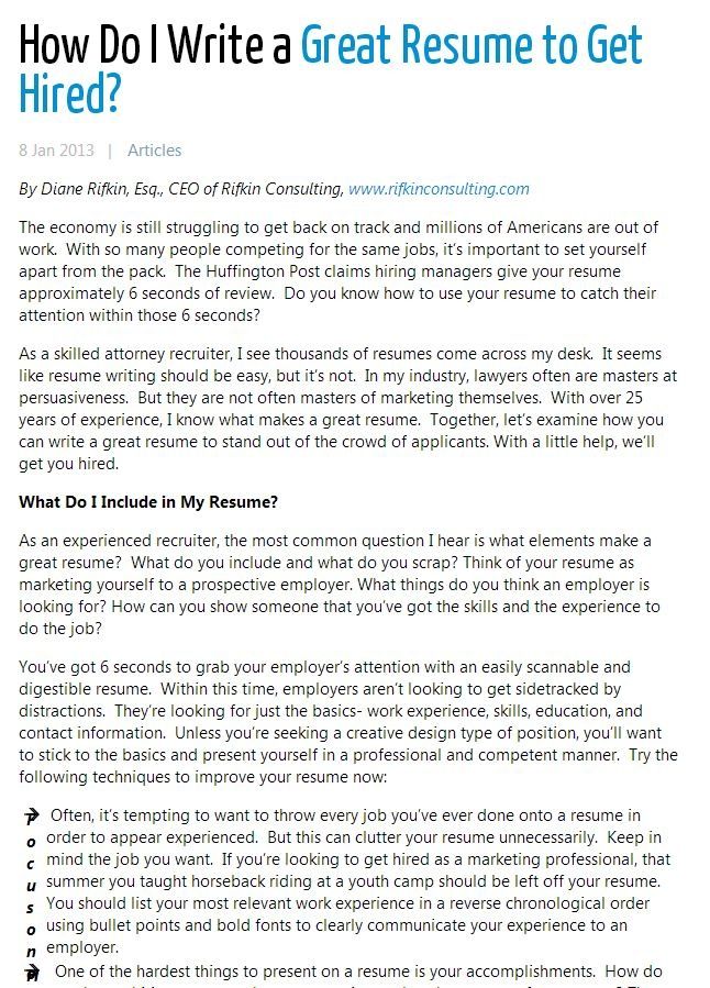 40 best Guest Blog Features images on Pinterest Ghosts, Discus - how to do a great resume