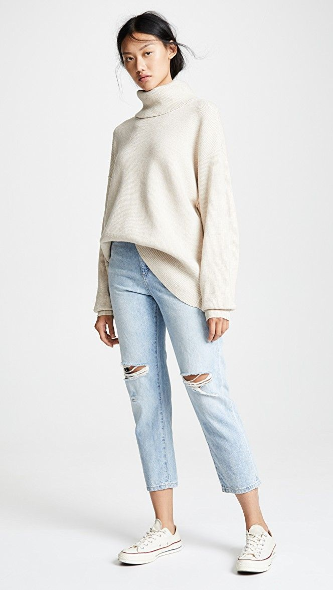 607dcbb29dd8 Free People Softly Structured Tunic Sweater | 15% off 1st app order use  code: 15FORYOU