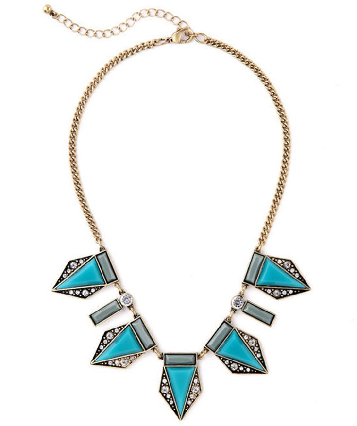 Fashion Jewelry : Seaspace Necklace