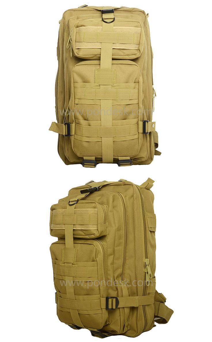 Outdoor Hunting Hiking Camping Military Tactical Backpack
