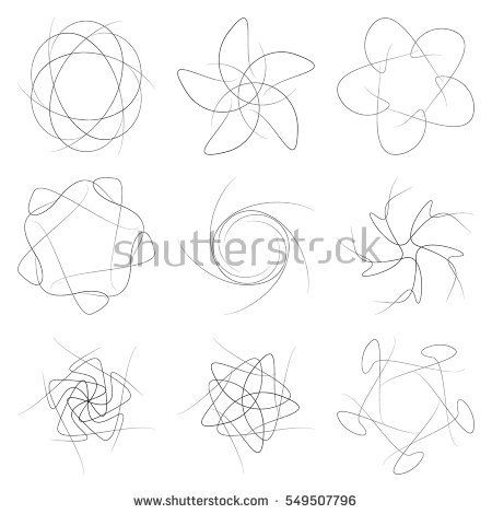 World Religions Symbols Vector Set Of Icons