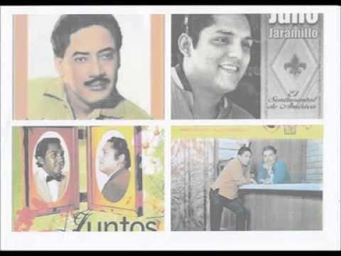 Boleros:Julio Jaramillo, Alci Acosta, Daniel Santos, Orlando Contreras