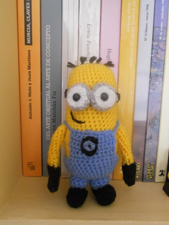 Minion / casinastideplasti - Artesanio Crochet Pinterest Minions