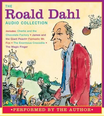 The Roald Dahl Audio CD Collection - This would be a great gift for Lincoln, he's REALLY into audio books. Description from pinterest.com. I searched for this on bing.com/images