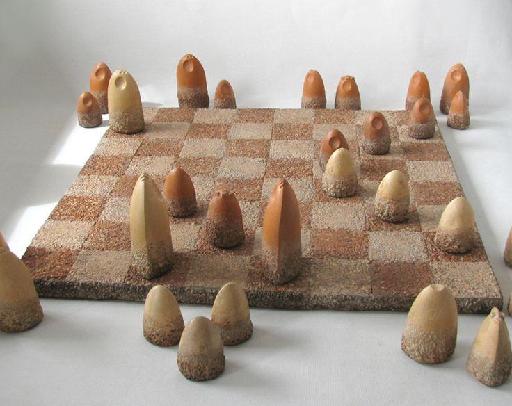 Chess Set - Ceramics - Perfect Christmas Gift