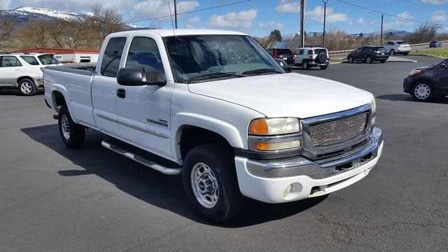 Used Gmc Sierra 2500hd For Sale Talent Or Cargurus Gmc Sierra