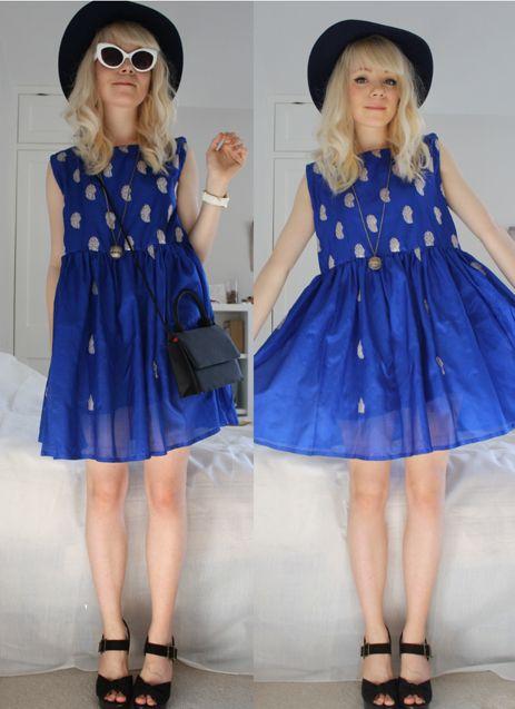 Tutorial: easy summer dress