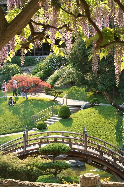 Wonderful The Japanese Garden In Spring  The Huntington Library, Art Collections And  Botanical Gardens, San Marino, CA Design