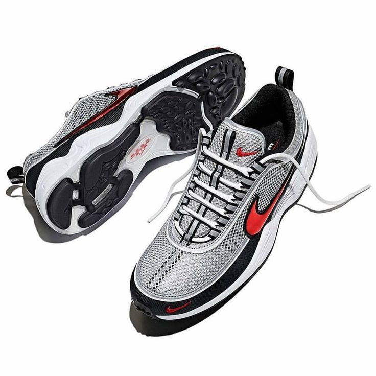 Nike Air Zoom Spiridon OG 2016 Release Date. NikeLab remasters the original  Nike Air Zoom Spiridon that comes in Silver, Black and Sport Red for July