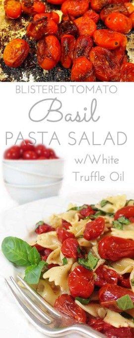 Recipe tomato basil pasta salad