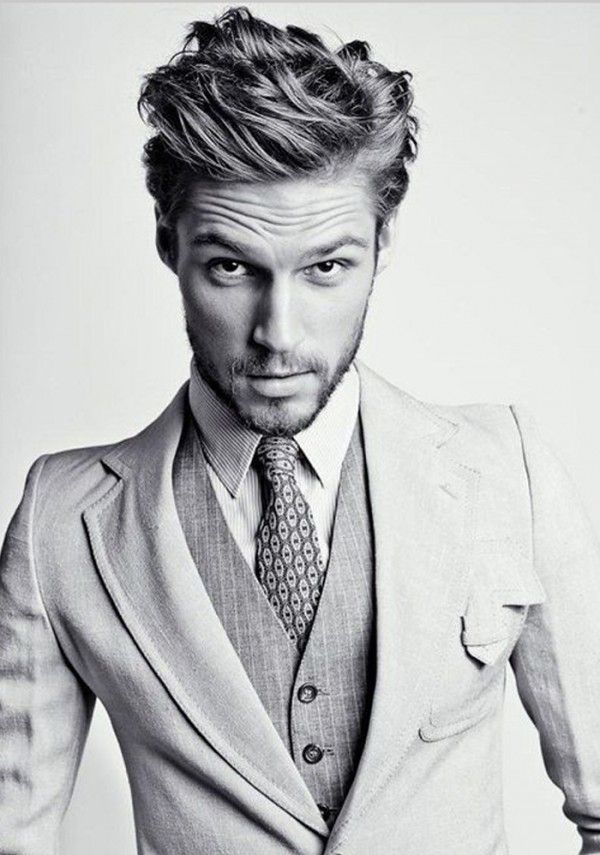 Men's Summer Styles | Men's Hairstyles For Spring-Summer 2014 (10)