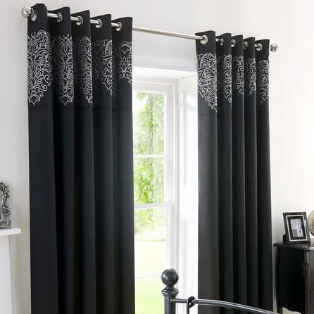 17 best images about curtains on pinterest painting. Black Bedroom Furniture Sets. Home Design Ideas