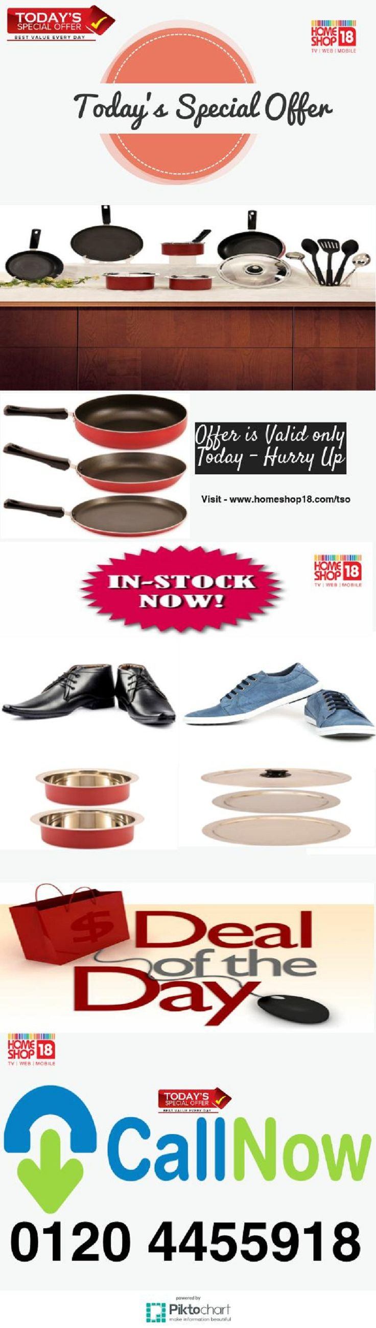 Price cut limited time offer shop now for the best selection hurry - Get Special Offer By Homeshop18 With Huge Discount Today Get Free Shipping And Best Cash