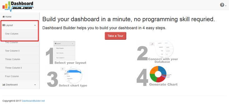 PHP Dashboard an Open Source HTML5 Dashboardh