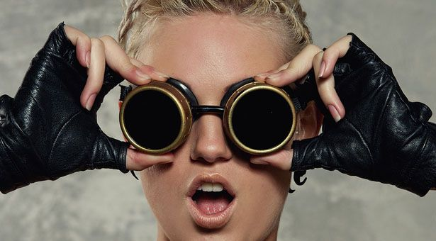 7 Styles Of Steampunk Goggles To Complete Your Steamy Attire ...