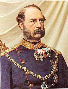 RE CRISTIANO IX DI DANIMARCA-1863-1906.n.1818+1906.<<IL SUOCERO D'EUROPA>>. I 5 SUOI FIGLI/E:  FEDERICO VII DANIMARCA, ALESSANDRA REGINA REGNOM UNITO, GIORGIO I ELLENI, DAGMAR IMPERATRICE RUSSIA, THYRA HANNOVER. ANCORA OGGI SUOI DISCENDENTI REGNANO SU REGNO UNITO,DANIMARCA,SPAGNA,BELGIO,NORVEGIA,LUSSEMBURGO
