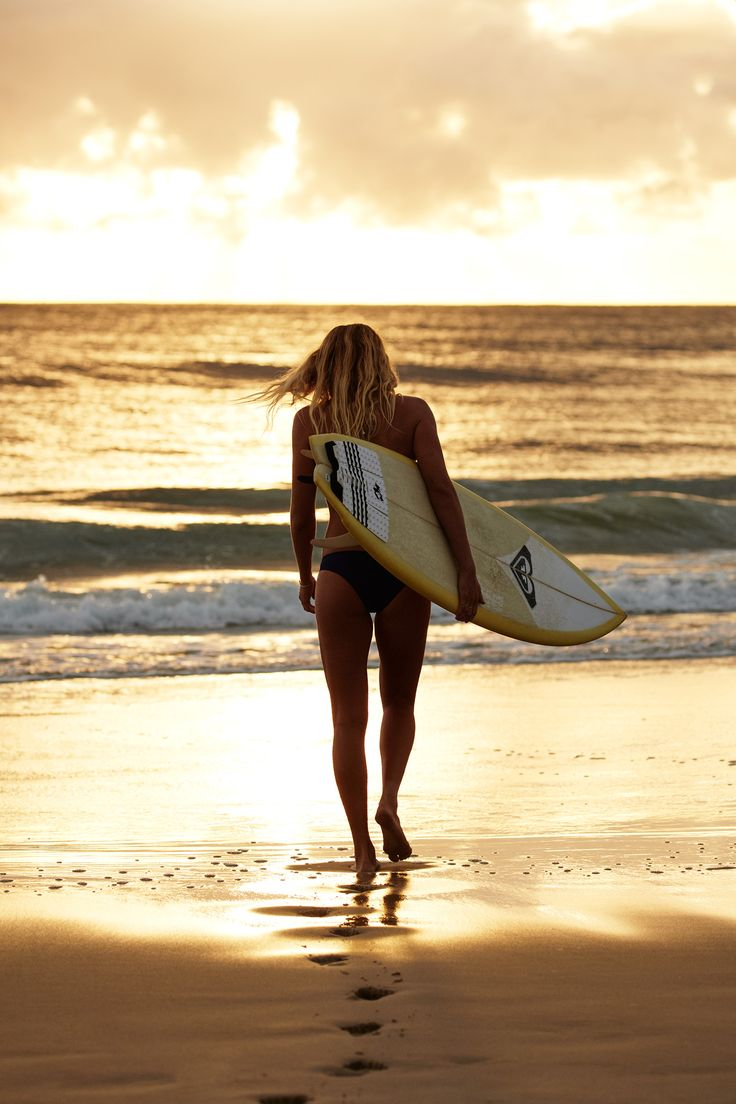 """""""There's something magical about the southern end of the Gold Coast,"""" says Stephanie Gilmore"""