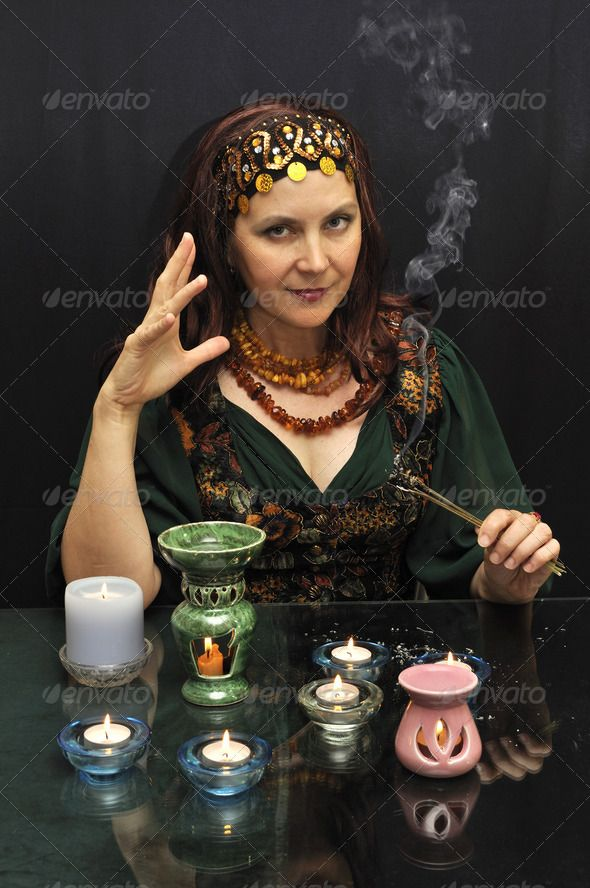 Clairvoyant - Stock Photo - Images