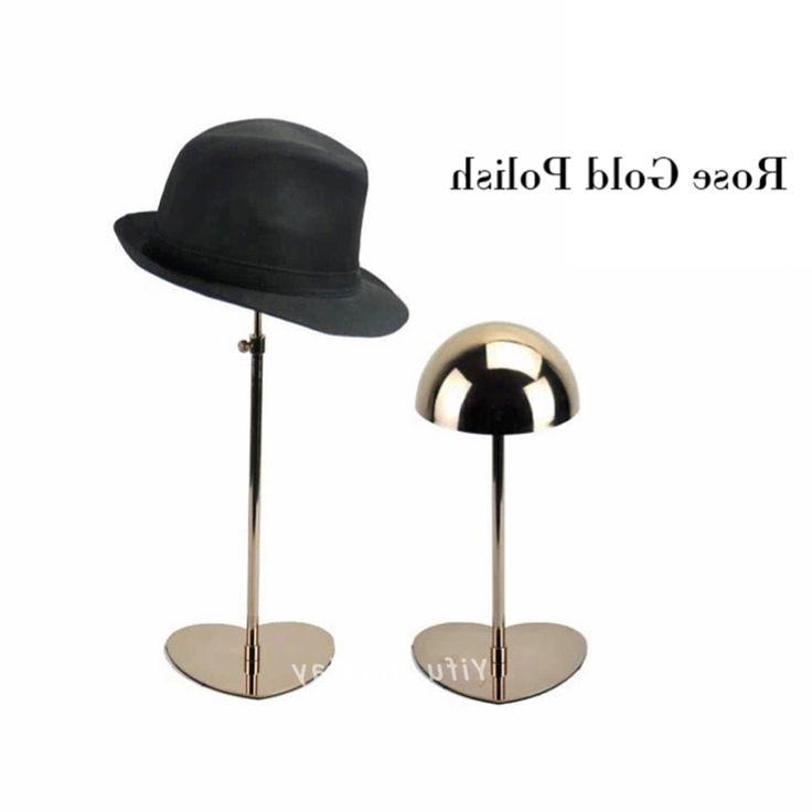 374.85$  Buy now - https://alitems.com/g/1e8d114494b01f4c715516525dc3e8/?i=5&ulp=https%3A%2F%2Fwww.aliexpress.com%2Fitem%2FFree-shipping-Gold-Metal-Hat-display-stand-polish-hat-display-rack-hat-holder-cap-display-HH002%2F1869873885.html - Free shipping Gold Metal Hat display stand polish hat display rack hat holder cap display HH002-Rose gold polish 374.85$