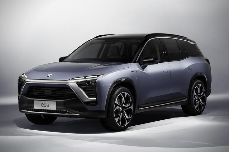 2018 NIO ES8 Electric SUV Chinese auto manufacturer NIO has gone full production with their 2018 ES8. Go to Source Author: Parker L Ross... http://drwong.live/rides/2018-nio-es8-electric-suv/