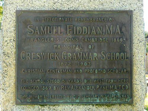 Samuel Fiddian : 04-January-2011