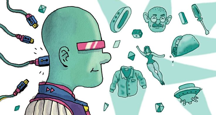 Eight Short Science-Fiction Stories - The New Yorker