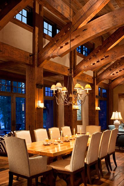 Best 25+ Rustic Dining Room Sets Ideas On Pinterest
