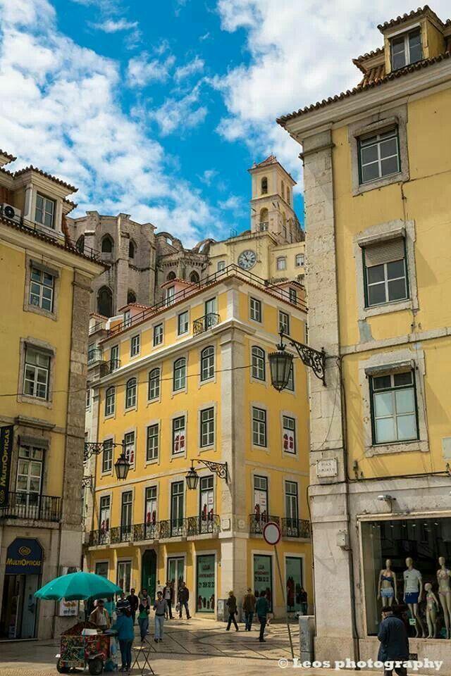 Downton Lisbon
