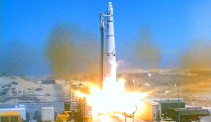 Corona KH-1 Spy Satellite Discoverer 5 Launch 1959-08-13 USAF Vandenberg Air Force Base https://www.youtube.com/watch?v=gQcGQK7sd2c #spy #satellite #launch