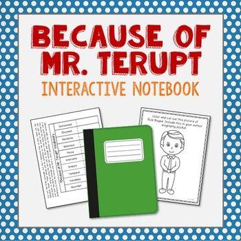 because of mr terupt pdf