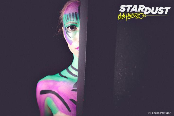 Alien Bodypainting by Giada Yu Gilardoni