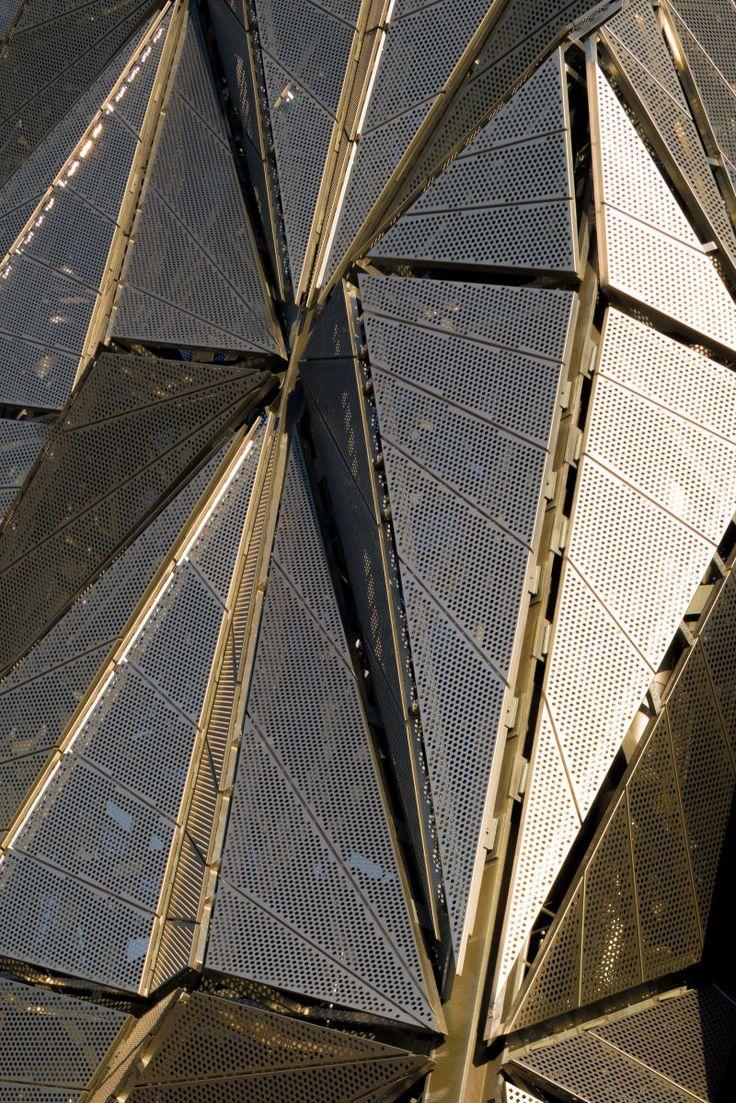 C.F. Møller Architects, Mark Hadden · Greenwich Peninsula Low Carbon Energy Centre
