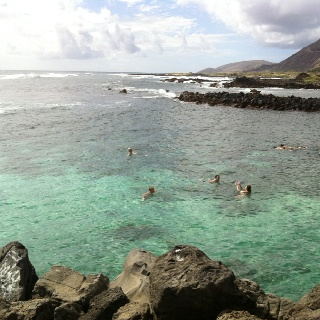East shore Hawaii!