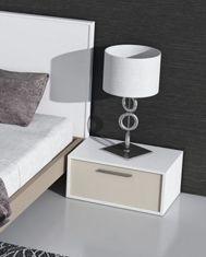 Tables de nuit en bois: modèle FRESH (avec 1 tiroir.)