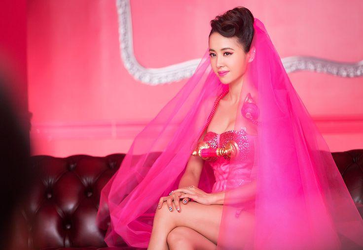 蔡依林 Jolin Tsai - 電話皇后 Phony Queen (唯舞獨尊DX Online 電玩主題曲 華納official 高畫質HD官...