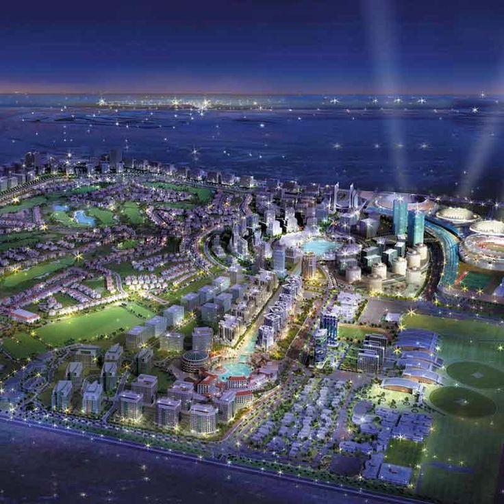Dubai, someday. :)