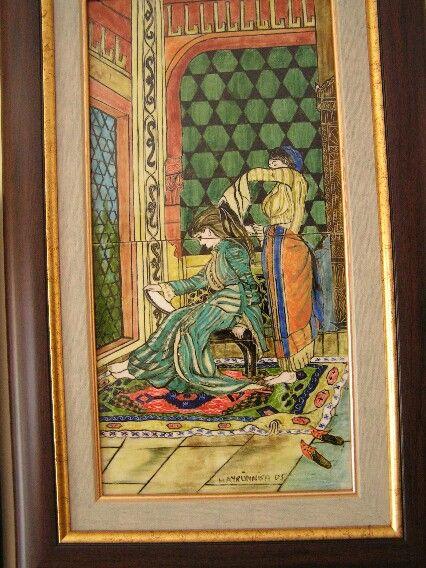 Taranan sultan/ OsmanHamdi Bey