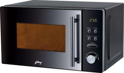 Godrej GMX 20GA8 MLM 20 L Grill Microwave Oven(Mirror)