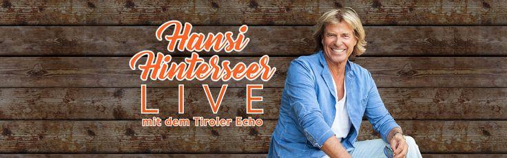 Hansi Hinterseer ist im 2018 auf grosser Schweizer Tour. Tickets und Termine: http://www.ticketcorner.ch/hansi-hinterseer #HansiHinterseer