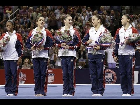 Women's Gymnastics: U.S. Olympic Team Preview