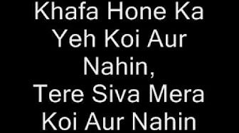 Maine Kuch Khoya Hai Kishore Kumar DIGITAL STEREO 3rd VERSION Mere Sajna 1975 - YouTube
