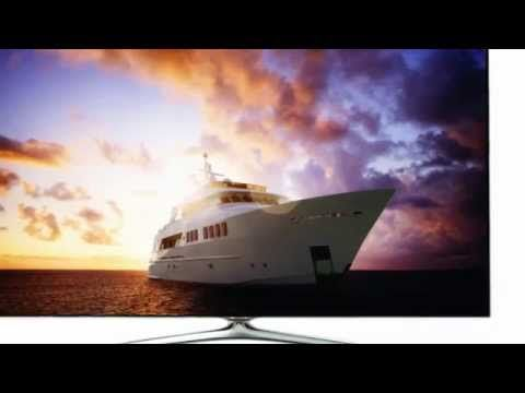 Samsung UN46F7500 46-Inch 3D Ultra Slim Smart LED HDTV