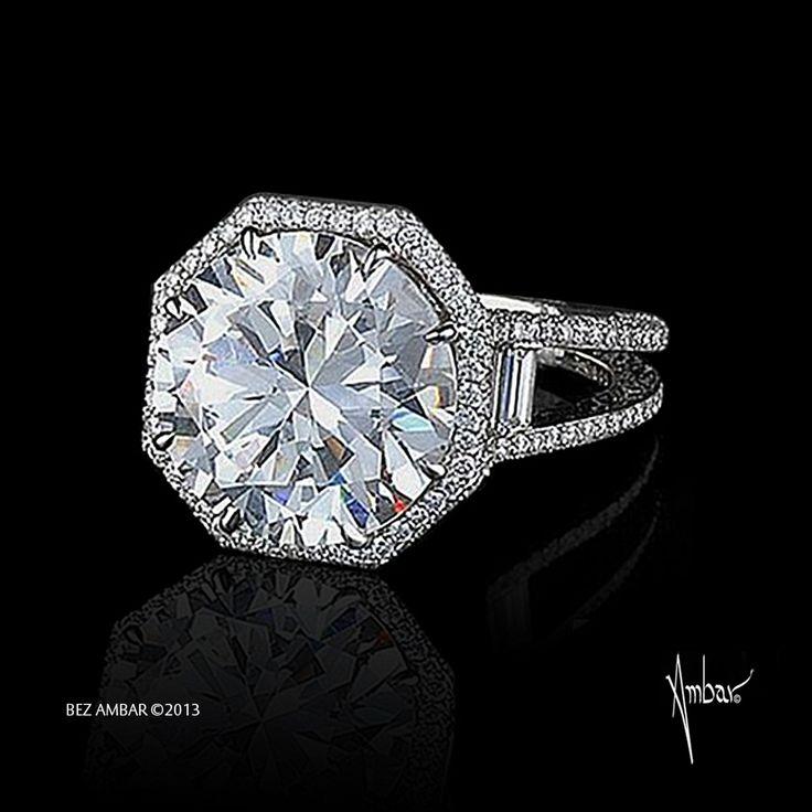 Cute  best Prettiest Engagement u Wedding Rings images on Pinterest Rings Jewelry and Diamond rings